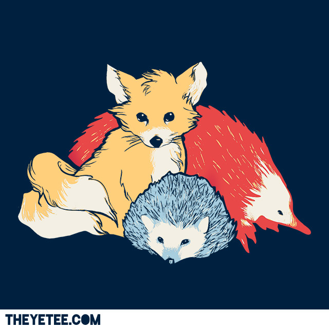 The Yetee: LAST CHANCE: Fast Friends