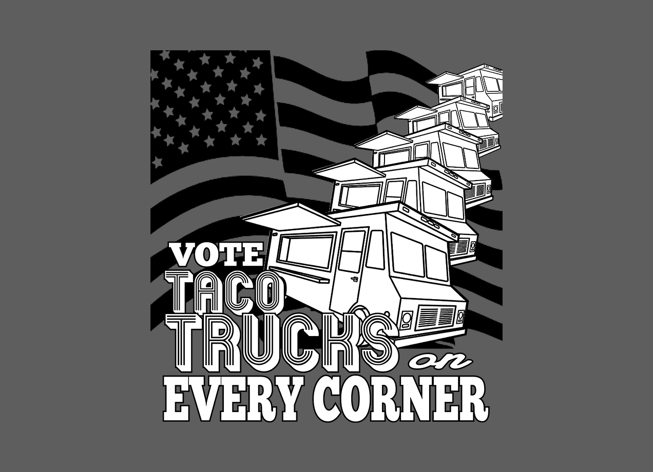 Threadless: Vote Taco Trucks on Every Corner