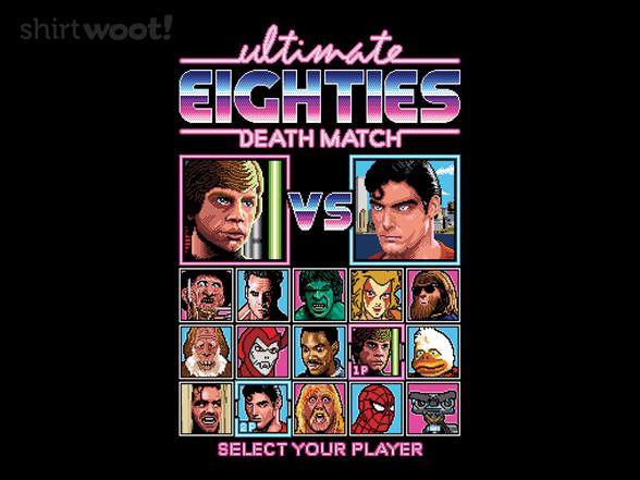 Woot!: Eighties Death Match III