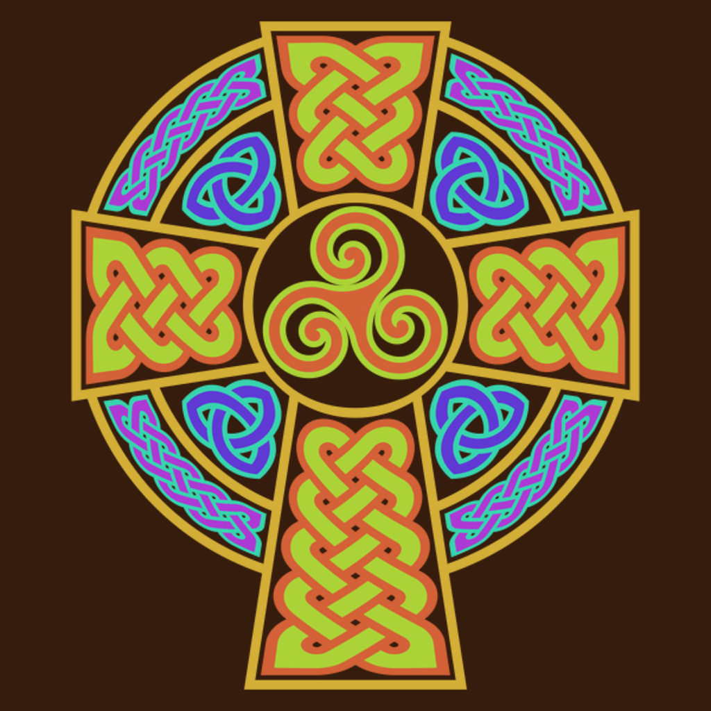 NeatoShop: Irish Celtic Cross