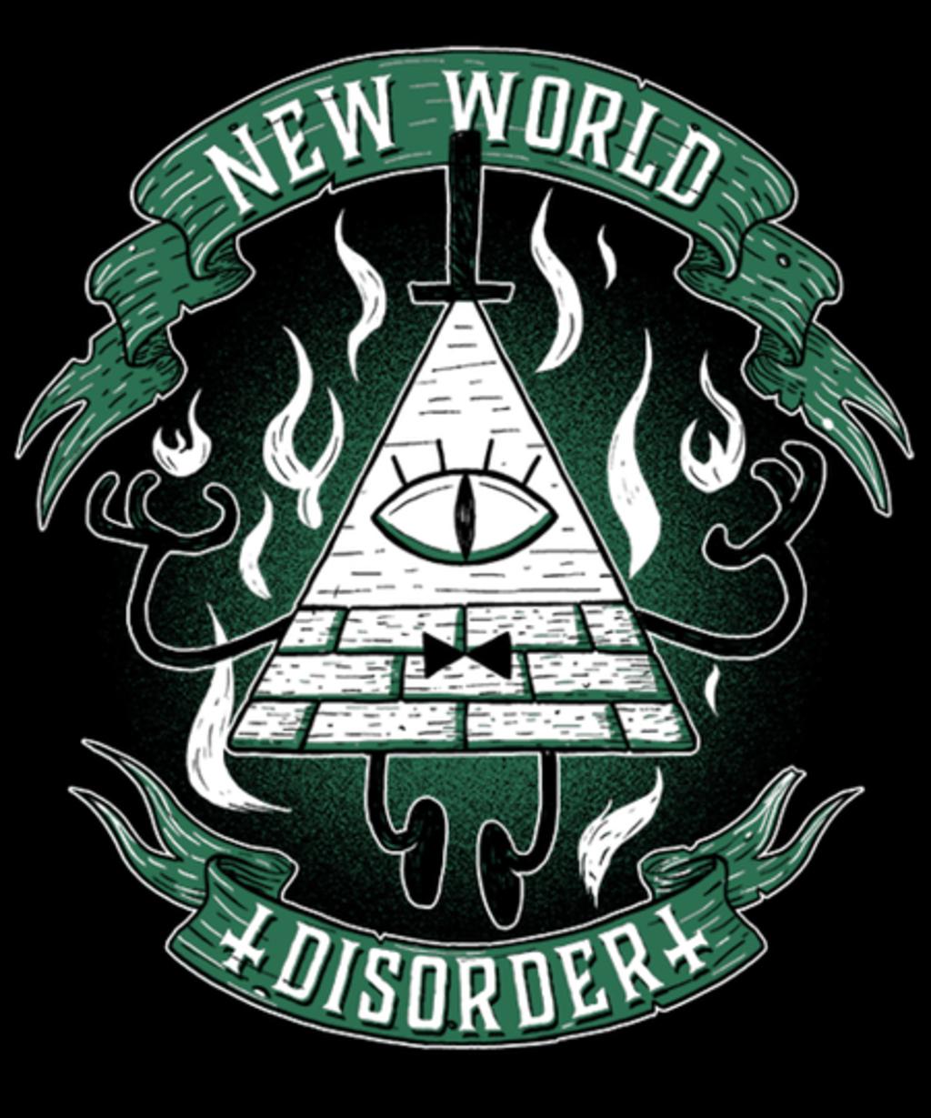 Qwertee: New World Disorder