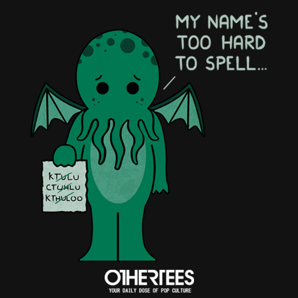 OtherTees: Monster Issues - Cthulhu