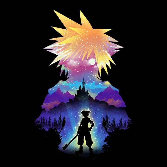 Once Upon a Tee: Kingdom Sora