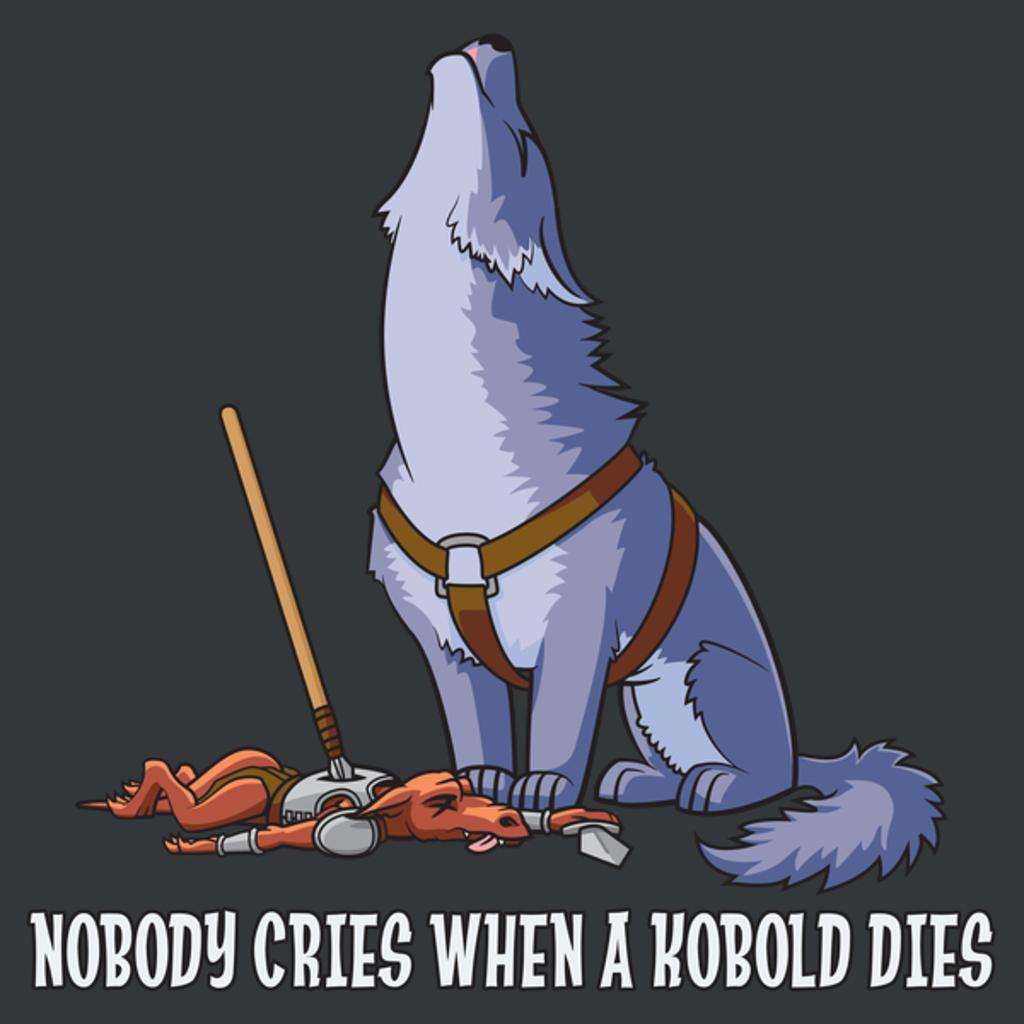 NeatoShop: Nobody Cries When a Kobold Dies