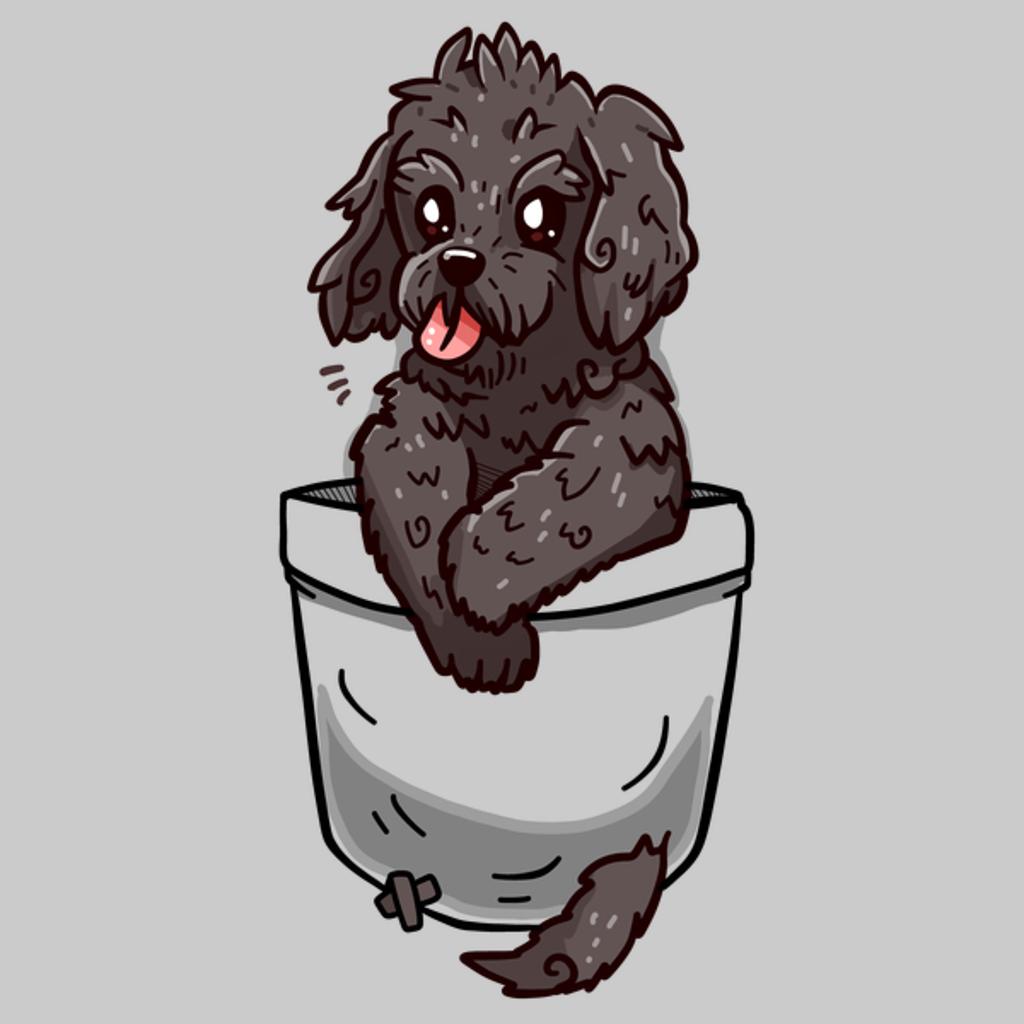 NeatoShop: Pocket Cute Cockapoo Dog