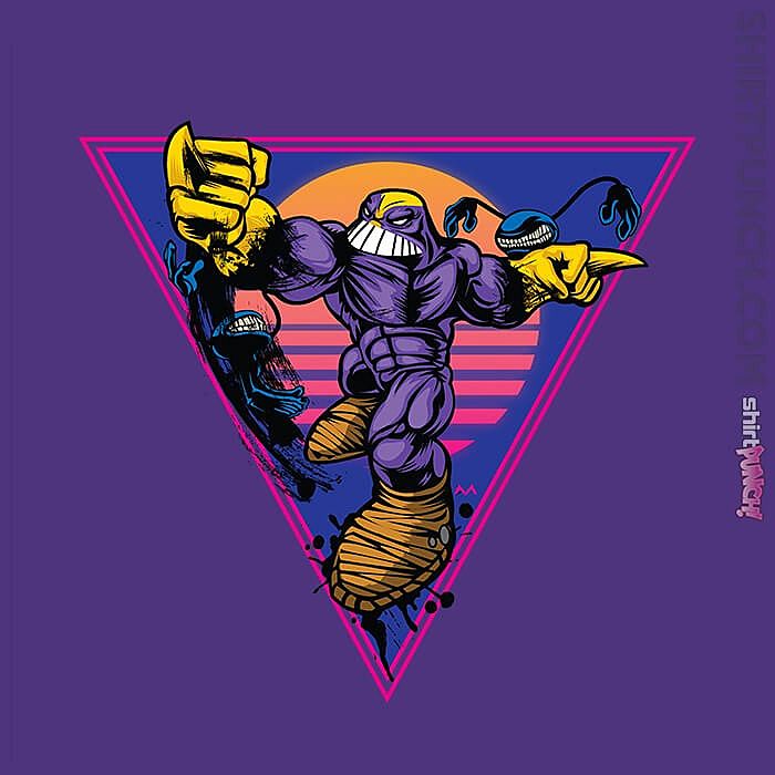 ShirtPunch: The Maxx