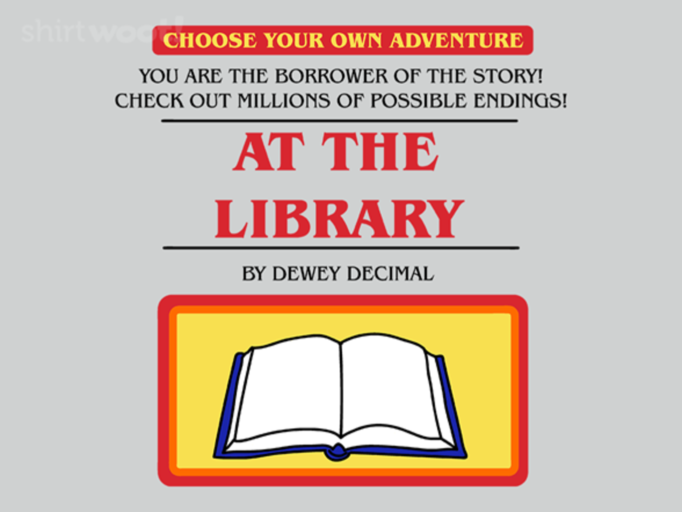 Woot!: Library Adventure