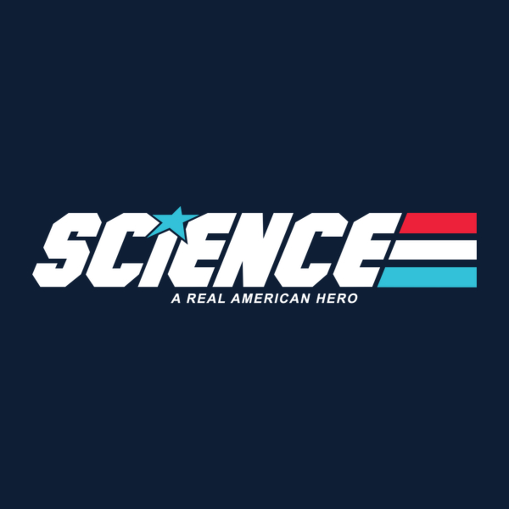 NeatoShop: Science A Real American Hero