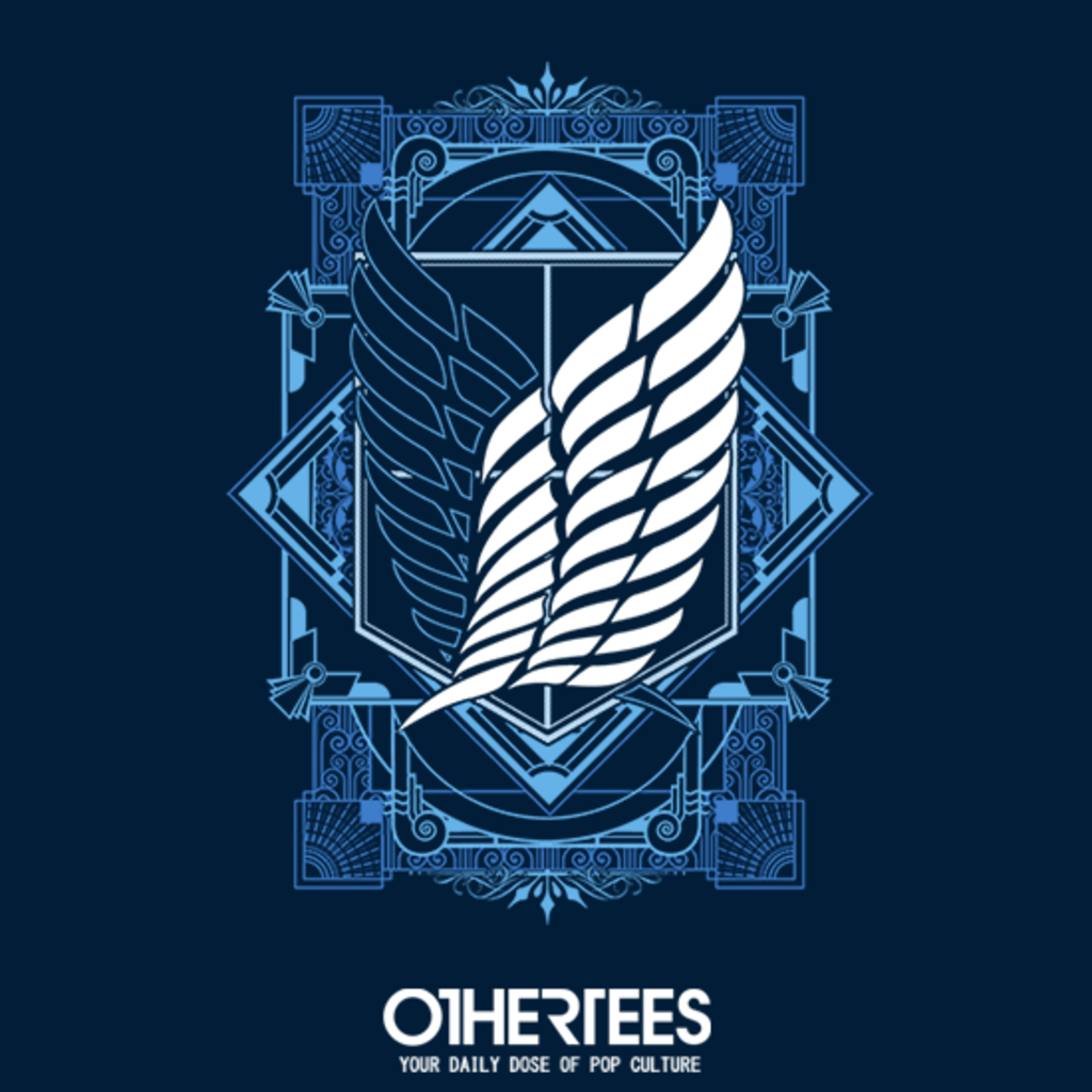 OtherTees: Attack on Art Deco