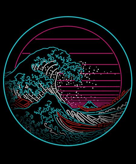 Qwertee: Great Retrowave