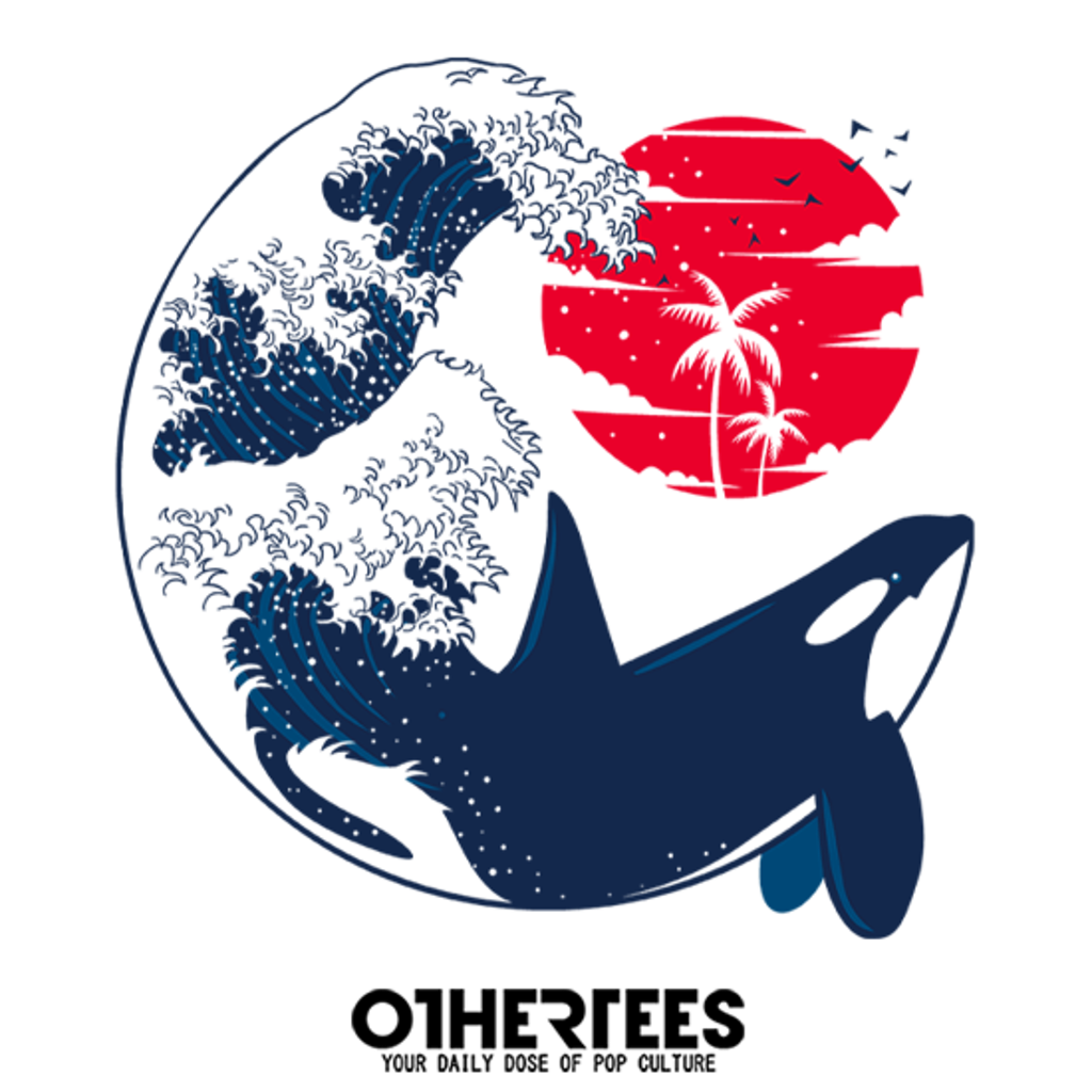 OtherTees: Killer Wave