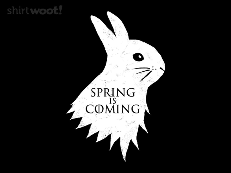 Woot!: Game of Spring