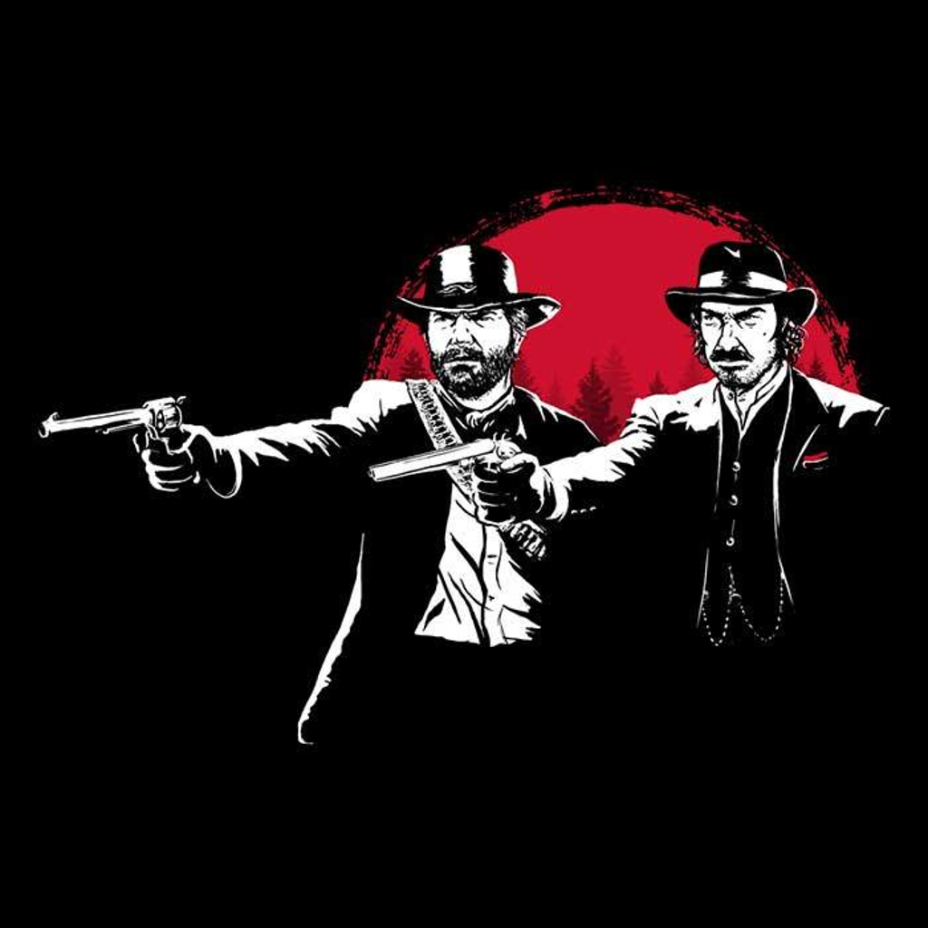 Once Upon a Tee: Red Dead Fiction