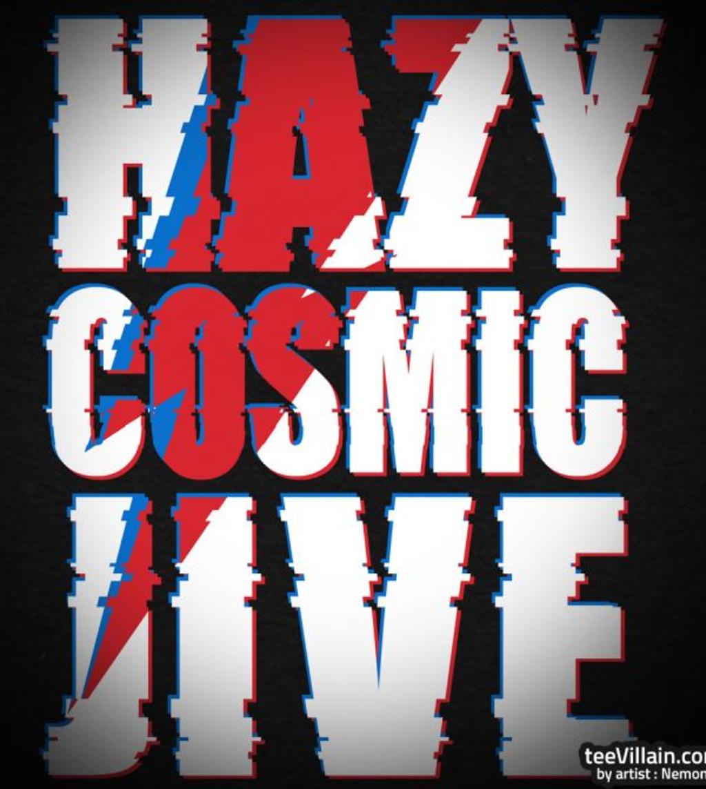 teeVillain: Cosmic Jive
