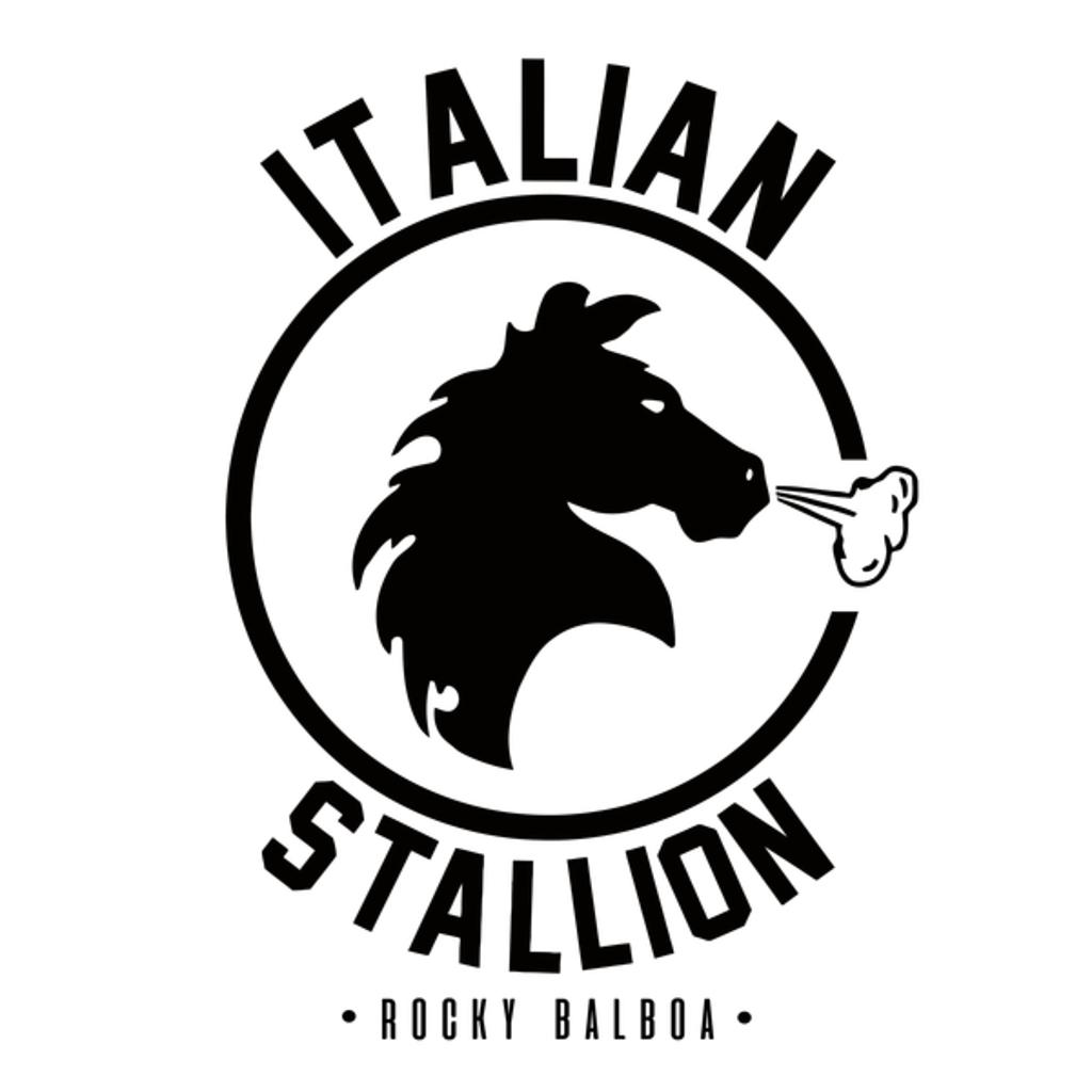 NeatoShop: italian stallion