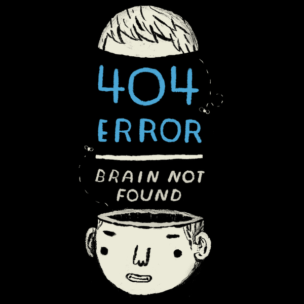 NeatoShop: 404 error: brain not found