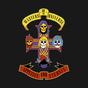 TeePublic: Appetite For Eternia