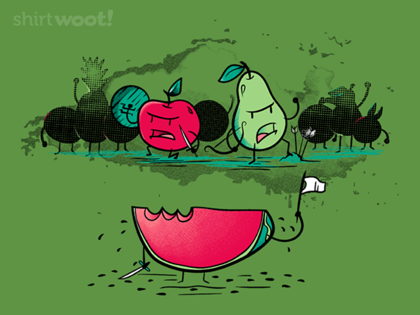 Woot!: Scared Seedless - $15.00 + Free shipping