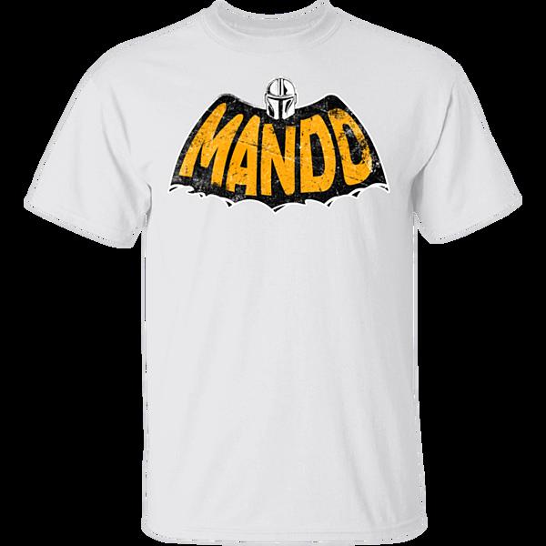 Pop-Up Tee: Mando Bat