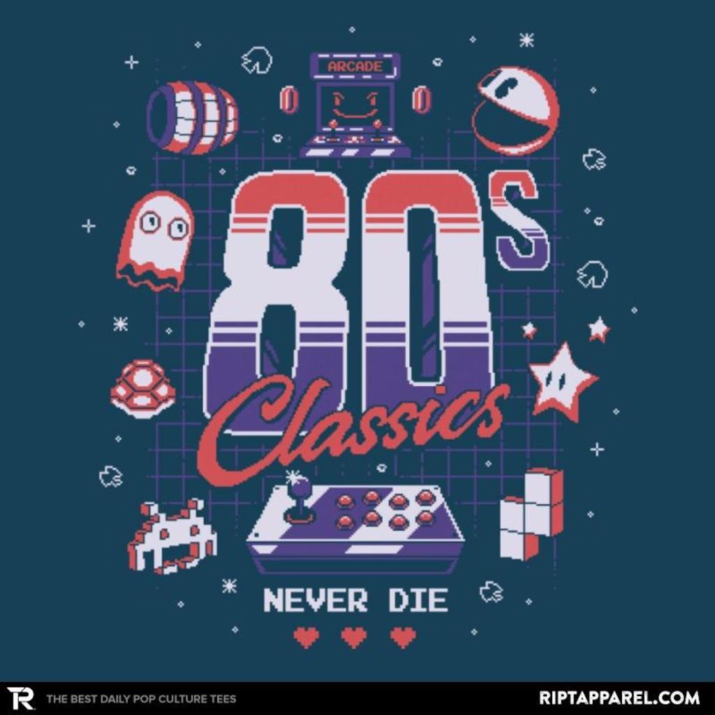 Ript: 80s Classics Never Die