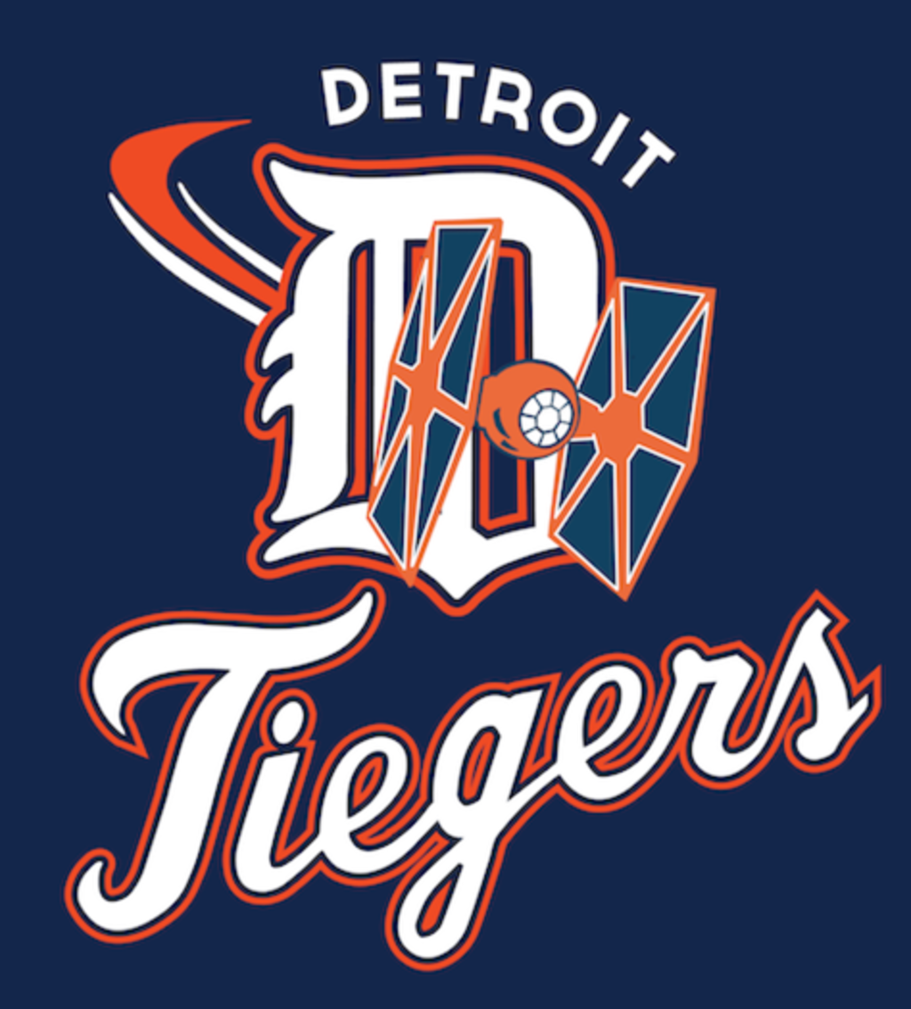 Shirt Battle: Detroit Tiegers