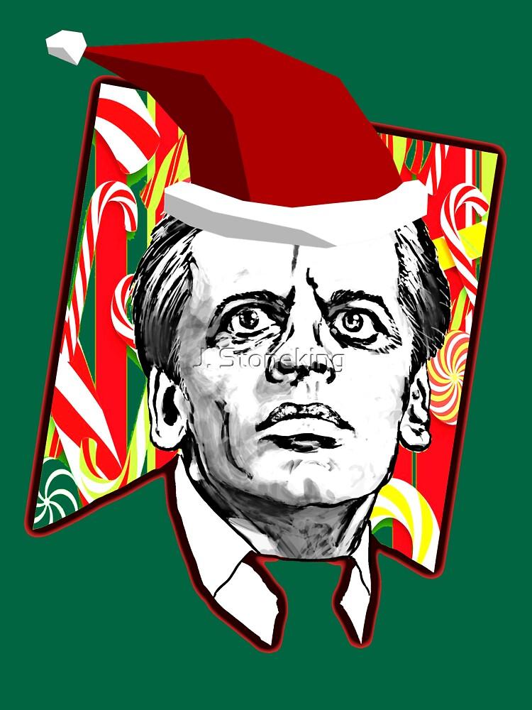 RedBubble: Santa Klaus Kinski