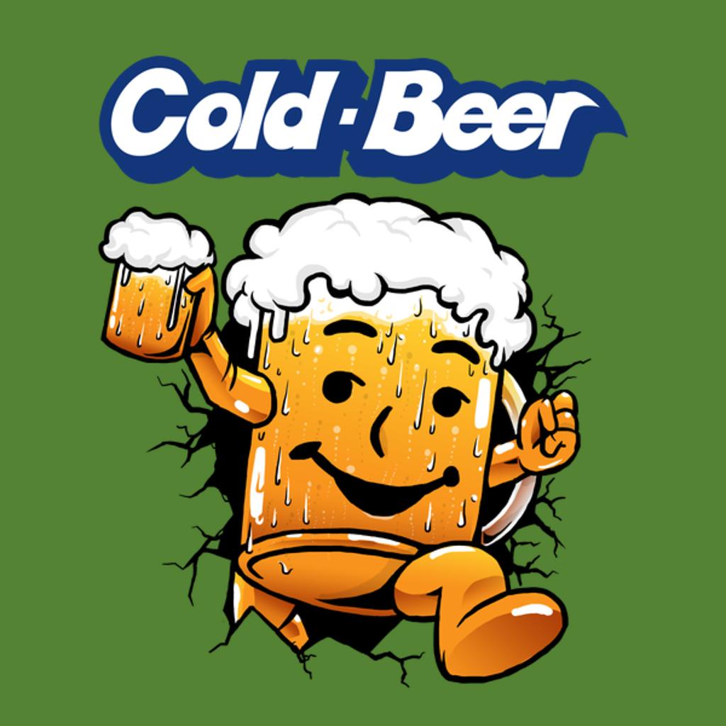 NeatoShop: Cold Beer