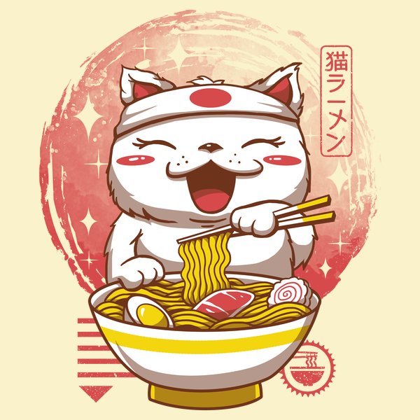NeatoShop: Neko Ramen