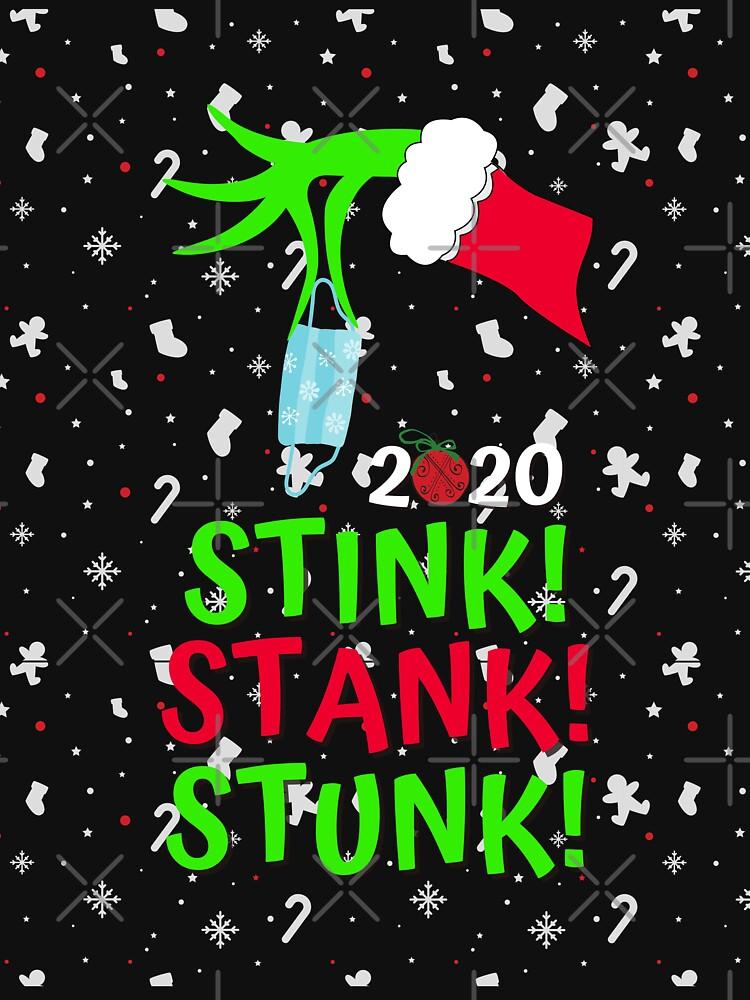 RedBubble: Stink Stank Stunk!