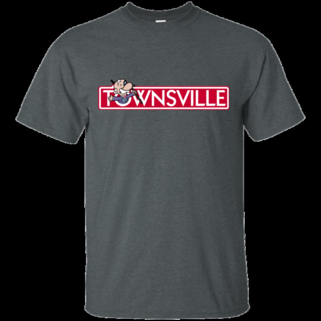 Pop-Up Tee: Townsville