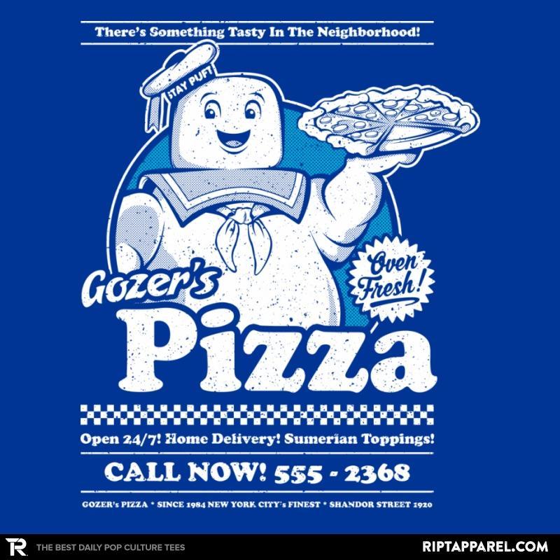 Ript: Gozer's Pizza