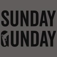 Textual Tees: Sunday Gunday