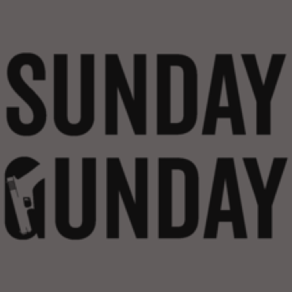 Textual Tees: Sunday Gunday