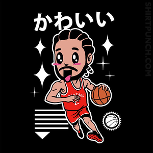 ShirtPunch: Kawaii Leonard