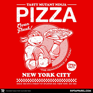 Ript: Tasty Mutant Ninja Pizza