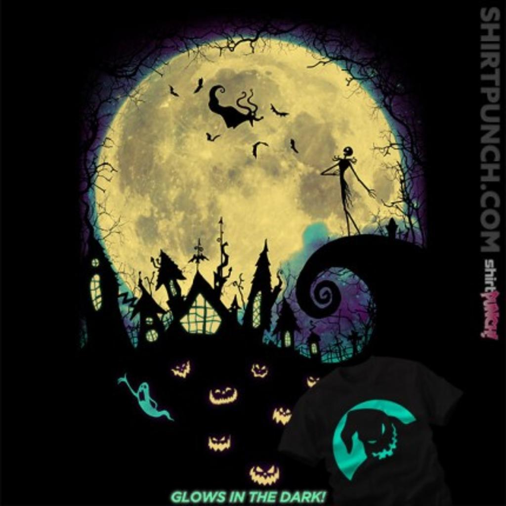 ShirtPunch: Nightmare Moon