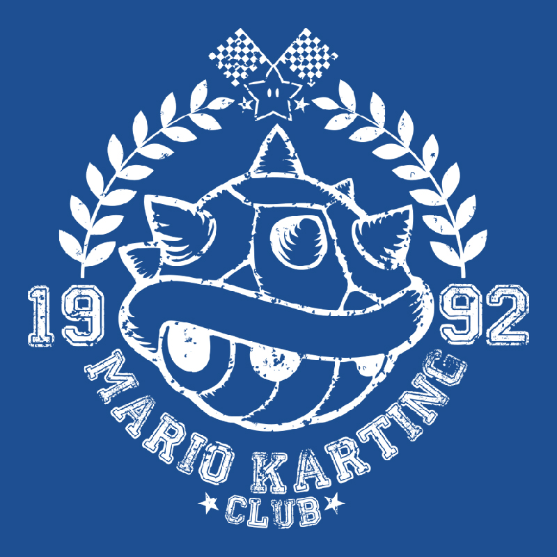 Wistitee: Mario Karting Club