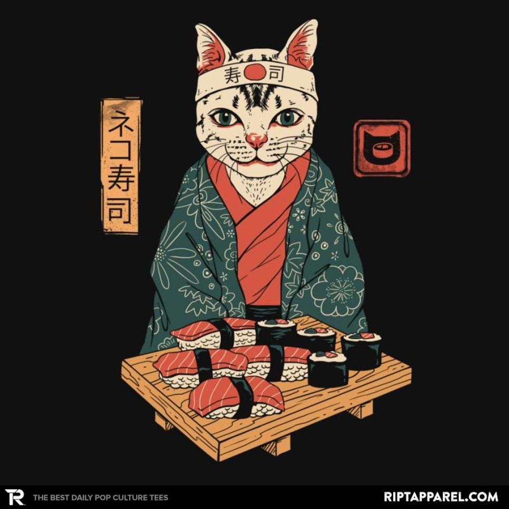 Ript: Neko Sushi Bar