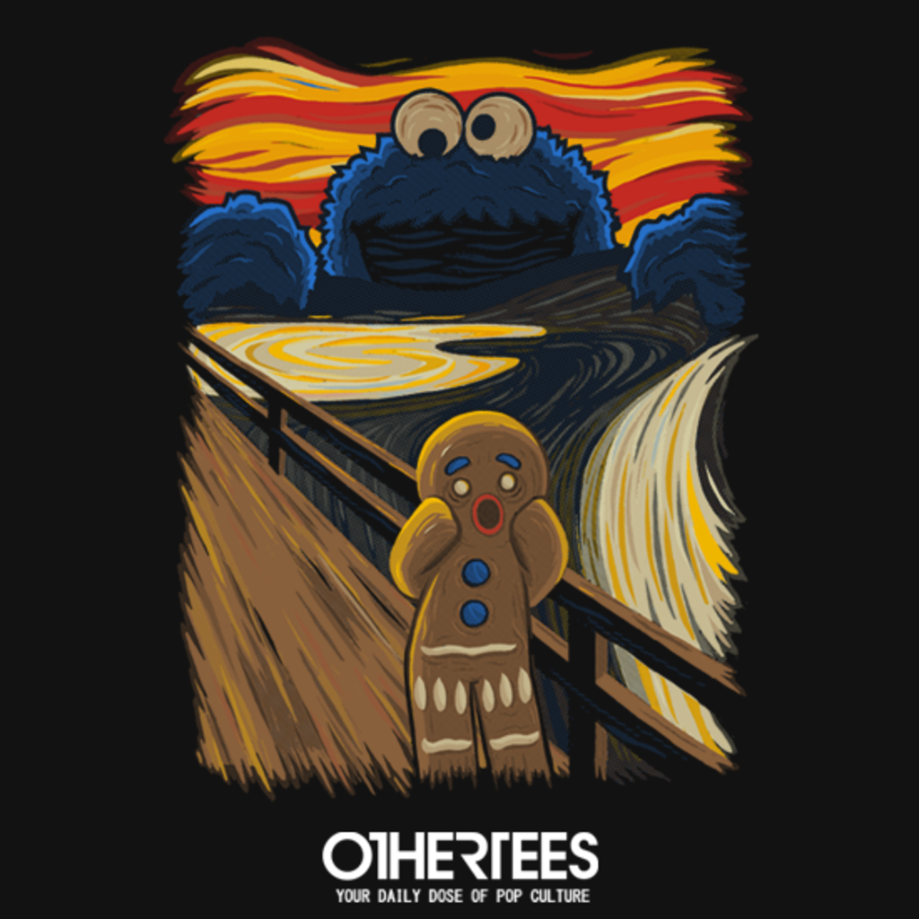 OtherTees: The Cookie Muncher