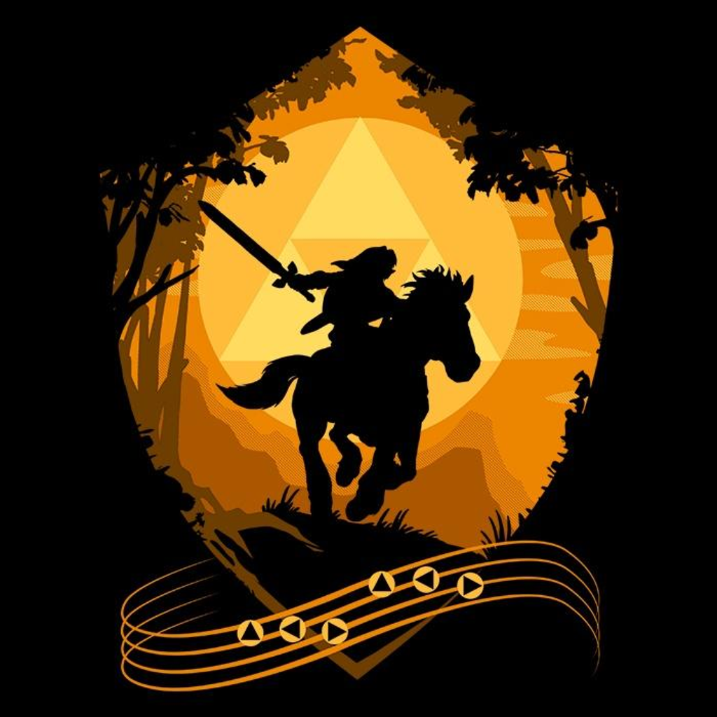 Once Upon a Tee: Epona's Song