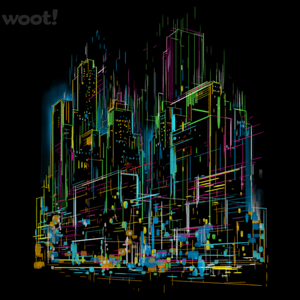Woot!: Big City Lights