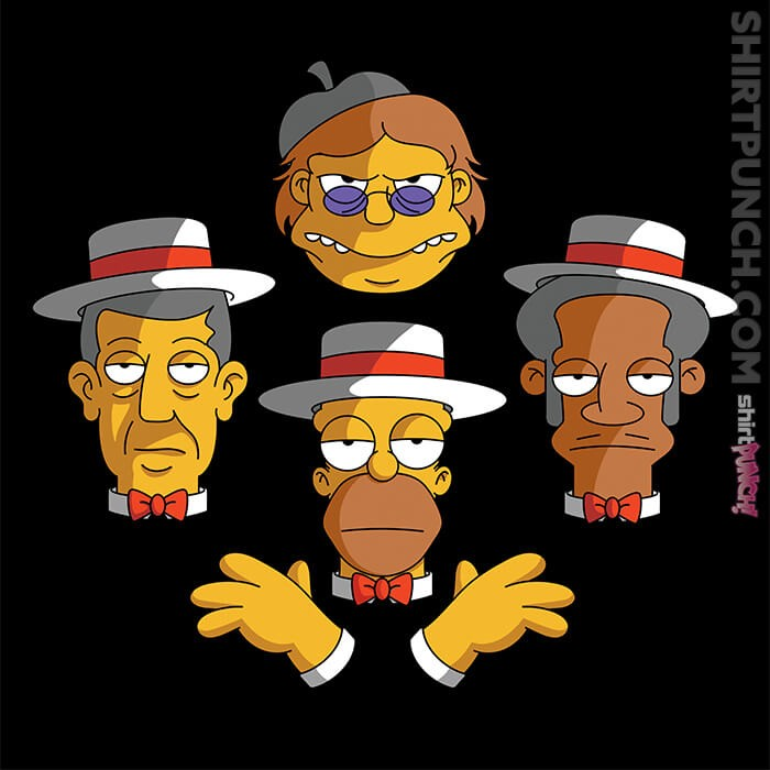 ShirtPunch: The Be Sharps Rhapsody