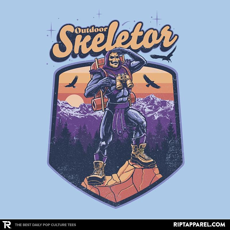 Ript: Outdoor Skeletor