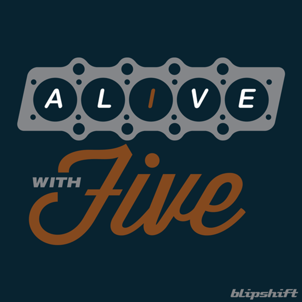 blipshift: Alive With Five II