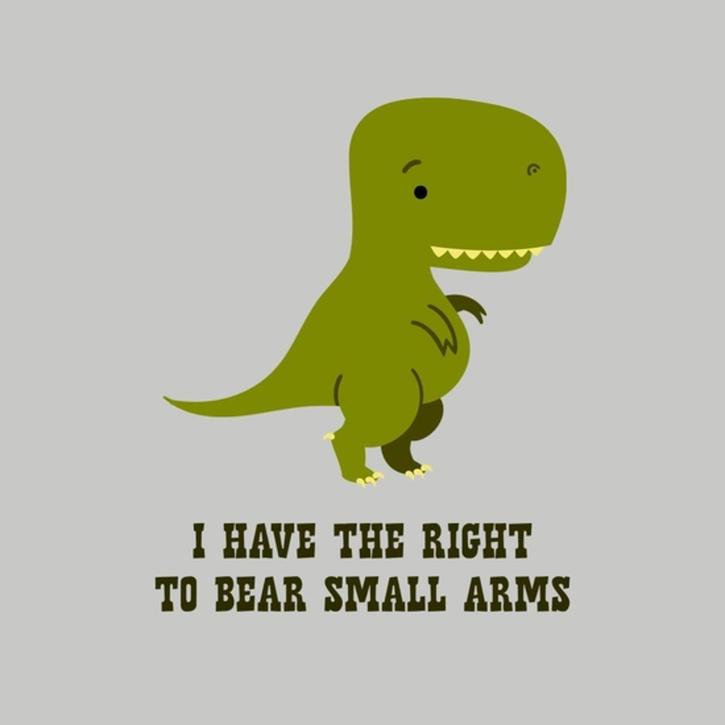 BustedTees: The Right To Bear Small Arms