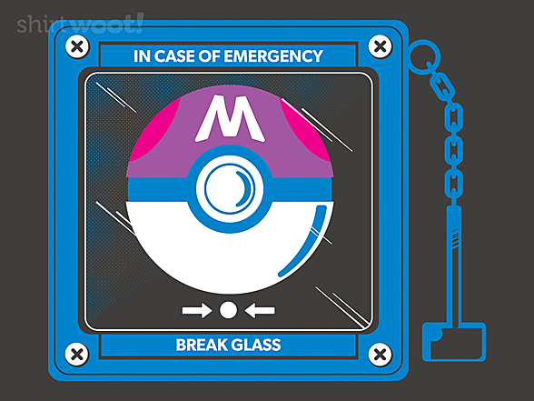 Woot!: In Case of Monsters, Bring the Ball