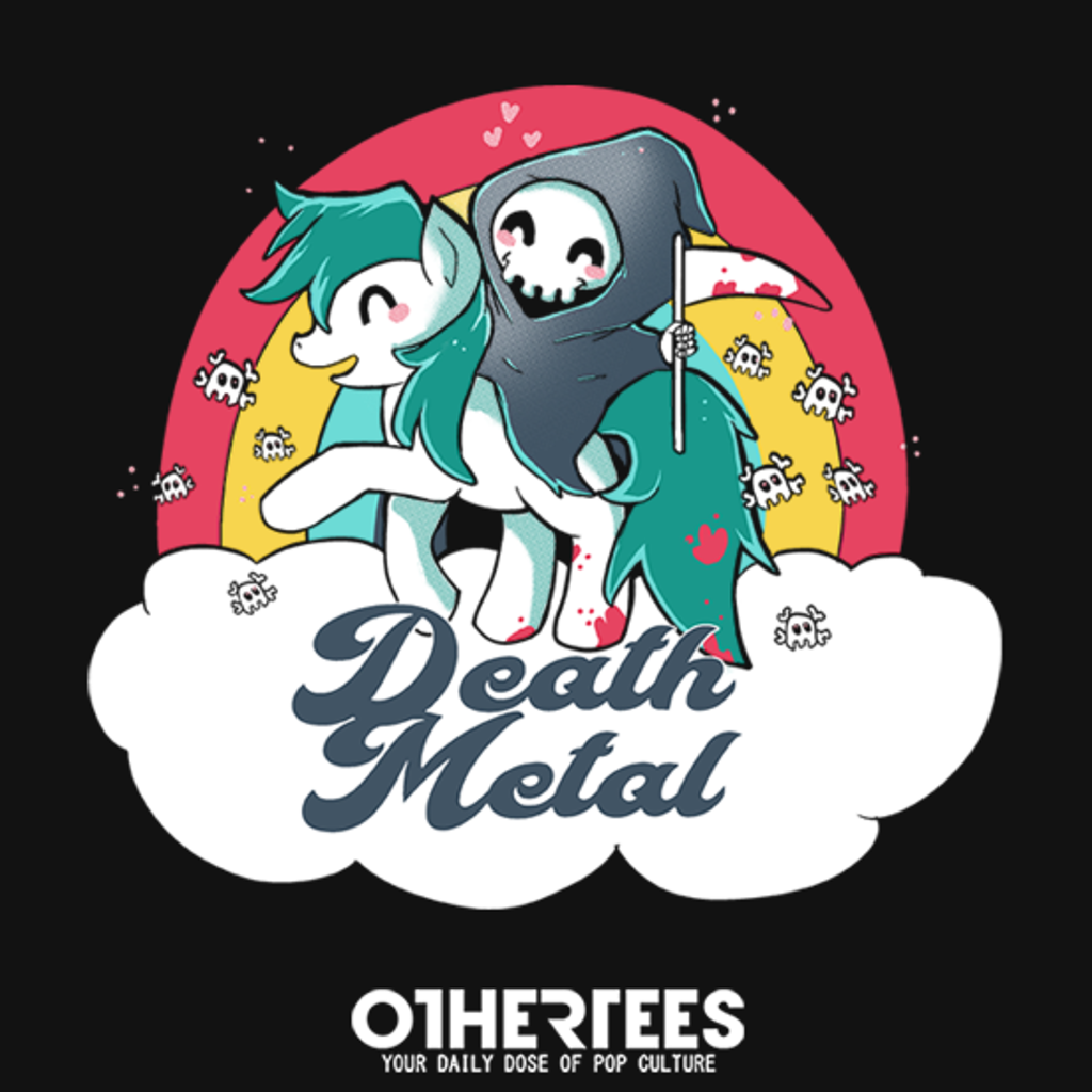 OtherTees: Death Metal