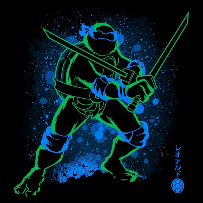 Once Upon a Tee: The Twin Katana