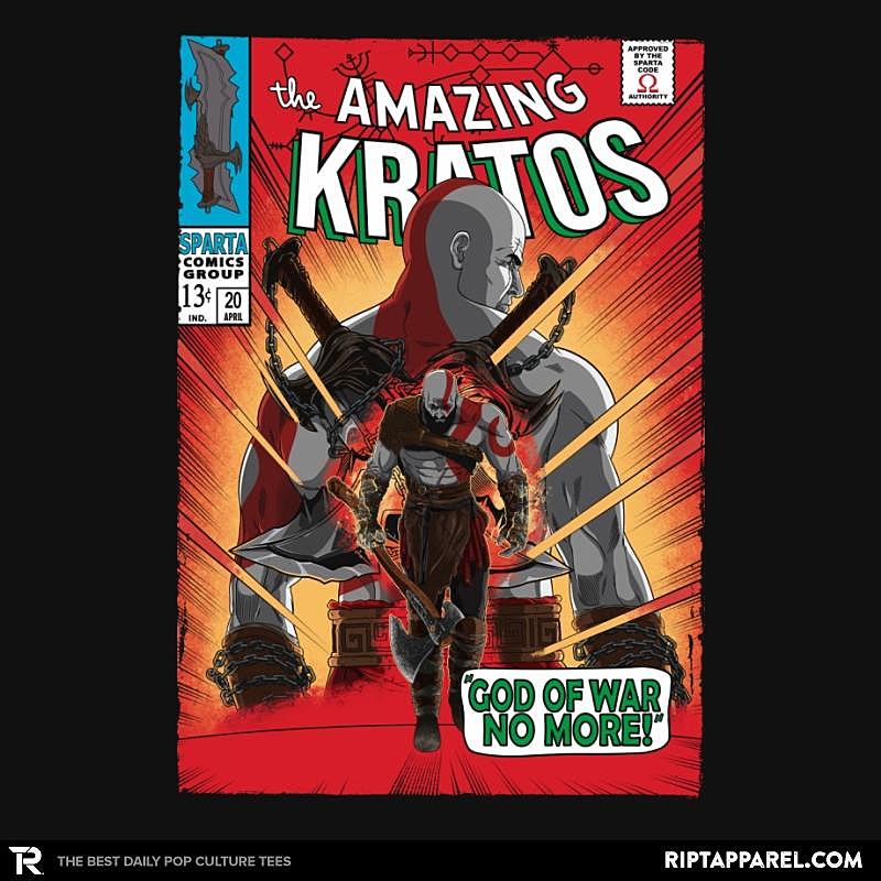 Ript: The Amazing Spartan