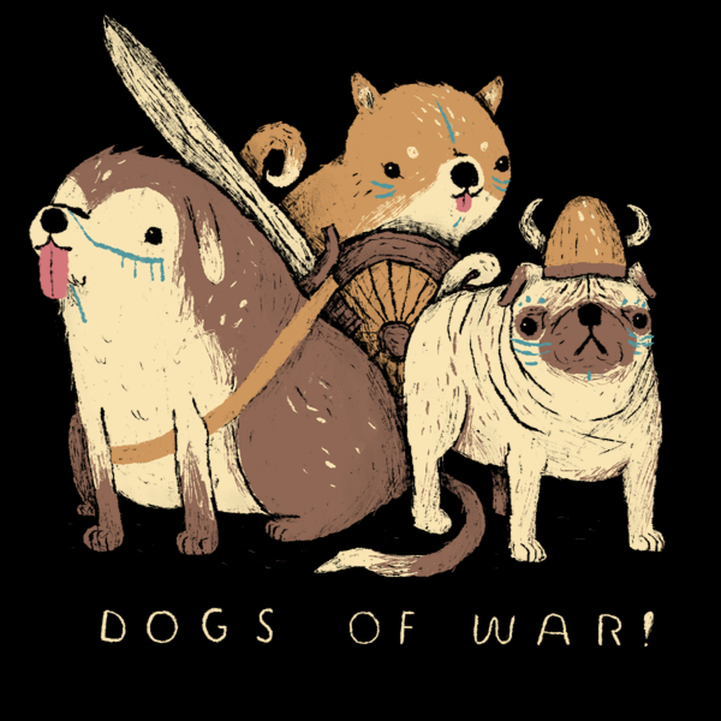 NeatoShop: dogs of war